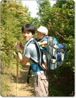 子育ては長い旅や山登りと同じ。