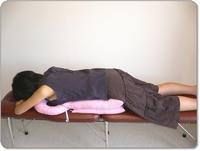 腰痛などの妊婦さん・産後のお母さんの施術